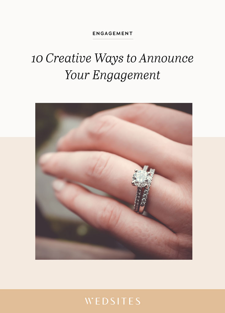 wedsites-blog-10-creative-ways-to-announce-your-engagement