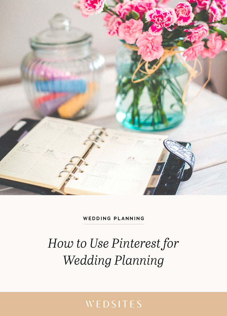 How to Use Pinterest for Wedding Planning