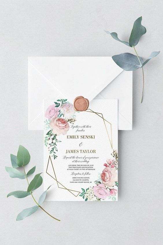 10 Wedding Invitation Wording Examples You Can Use Right Now