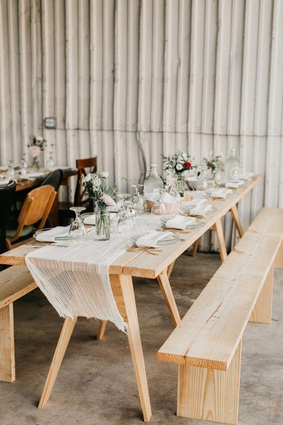 4 ideas de registro de regalos para una boda ecológica