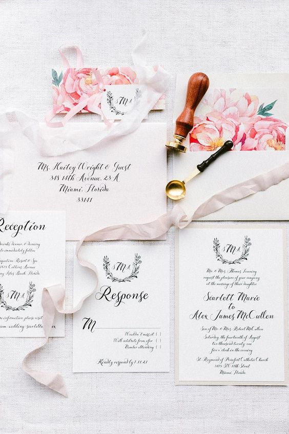 how-to-address-wedding-invitations-(with-examples)