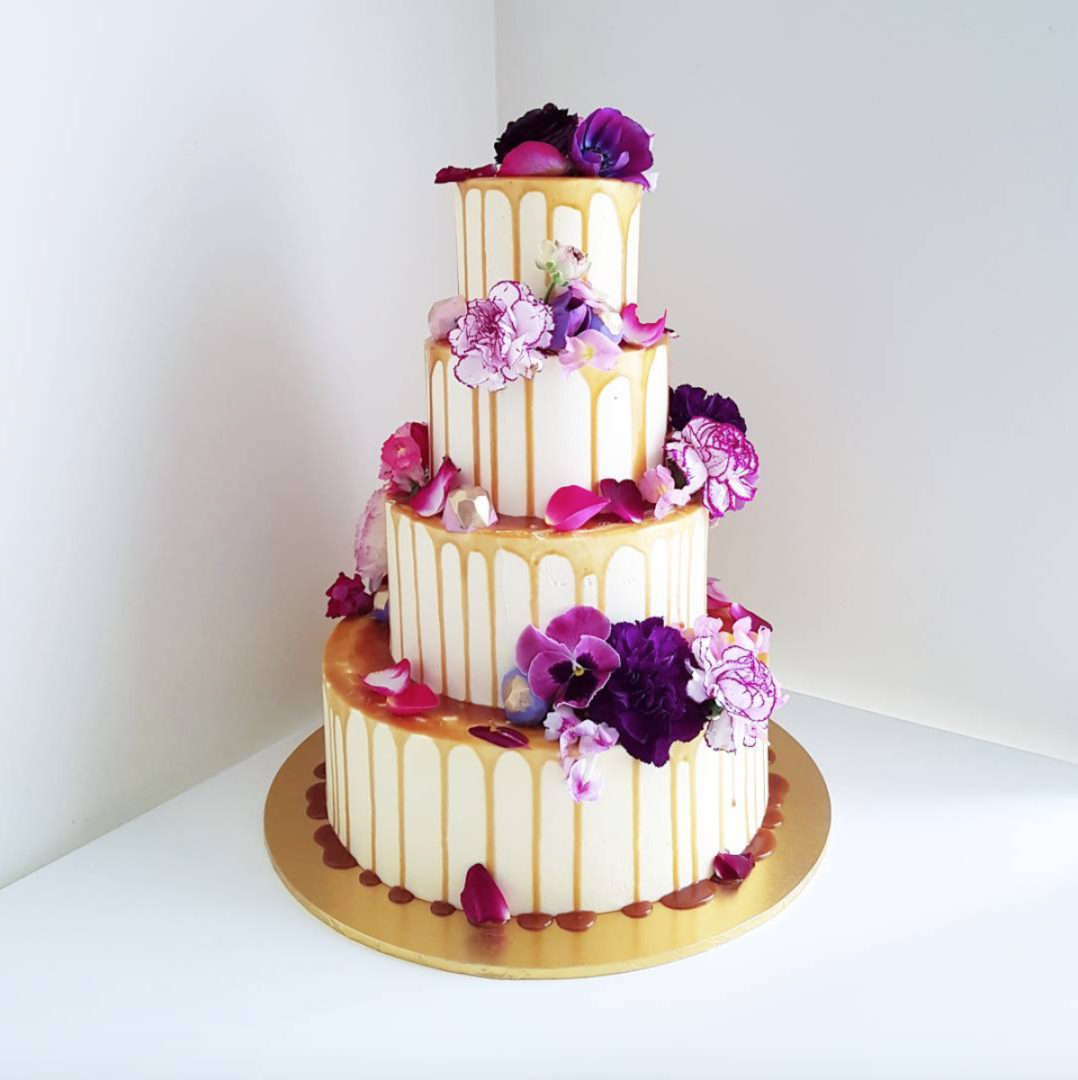10 Australian Wedding Cake Designers to Follow! ♥ WEDSITES Blog