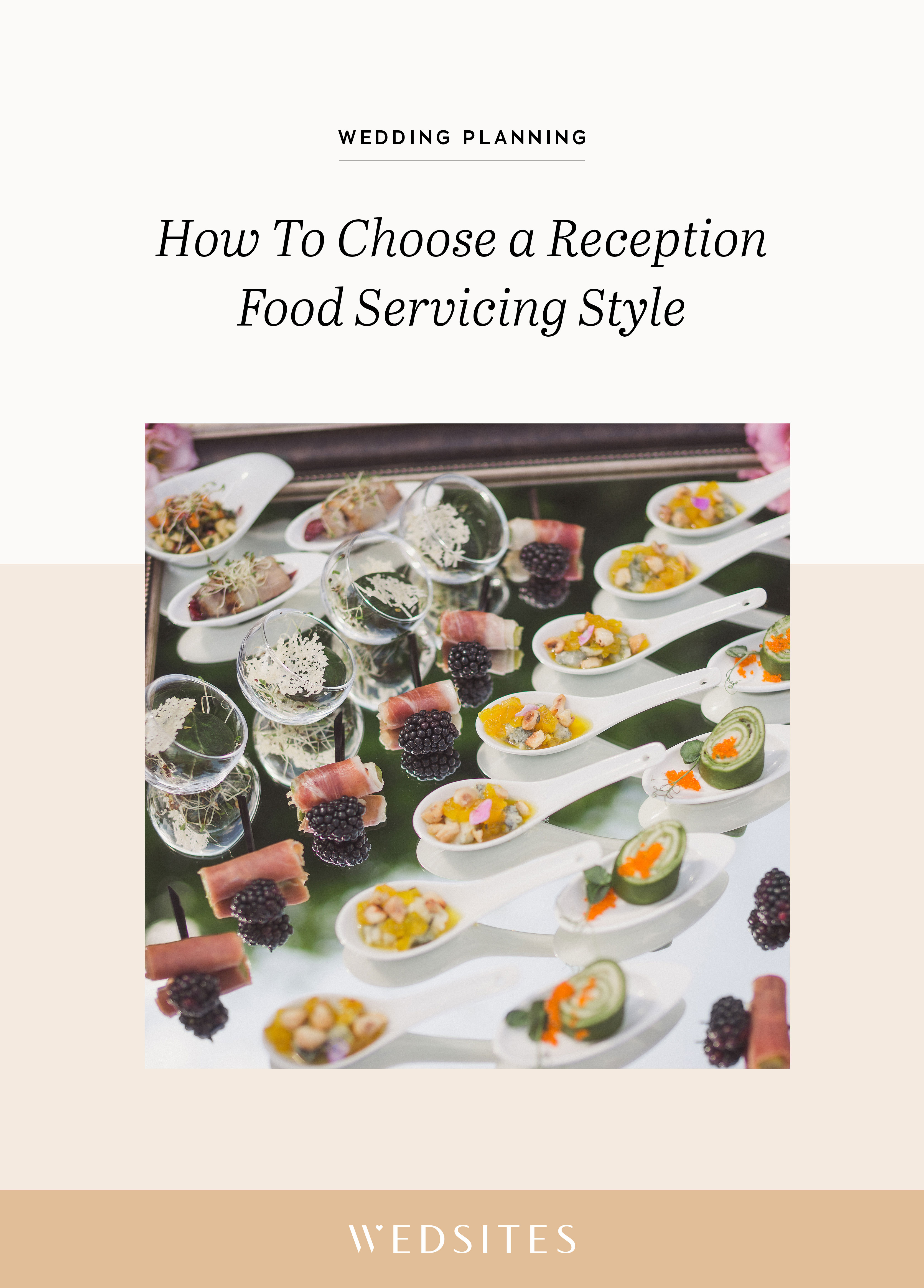 Wedding Food Serving Styles Explained The Pros Vs Cons Budget