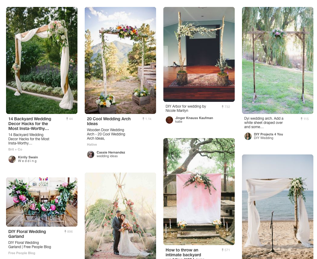 Wedding Planning Ideas: How To Use Pinterest For Wedding Planning ♥ WEDSITES Blog