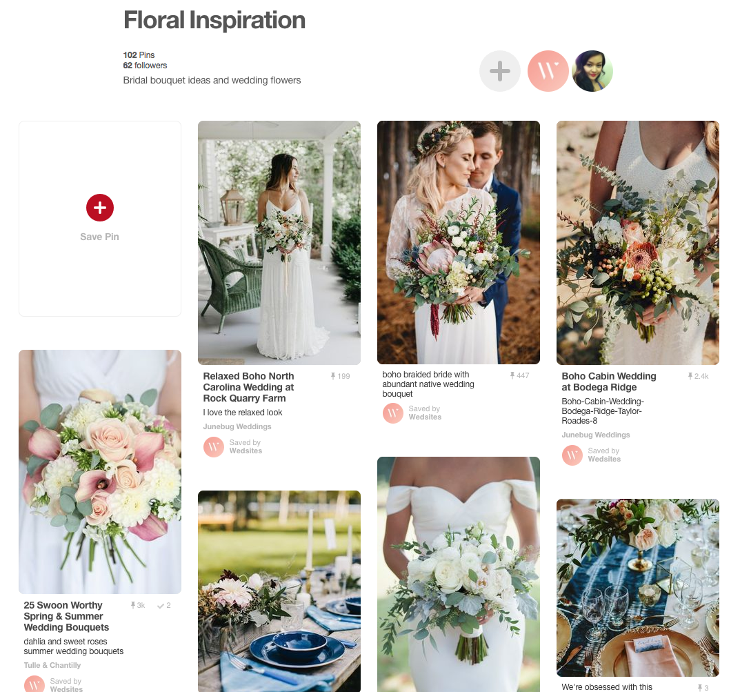 How to Use Pinterest for Wedding Planning ♥ WEDSITES Blog