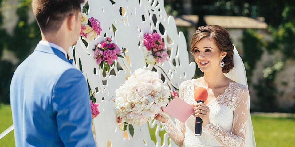 How To Write Your Wedding Vows With Examples To Be Inspired By